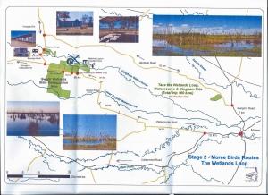 Map Gwydir Wetlands